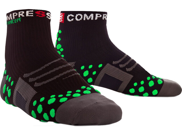 Compressport ProRacing Run - Calcetines Running - negro